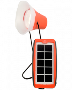 Solar & Electrical Charging Light 4 & 8 hr. Back up with Mobile Charging